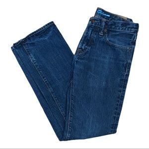 Abercrombie & Fitch Boy's Slim Straight Jeans 14